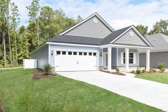 Ready To Build Home In Dunham Marsh- The Cottages Community
