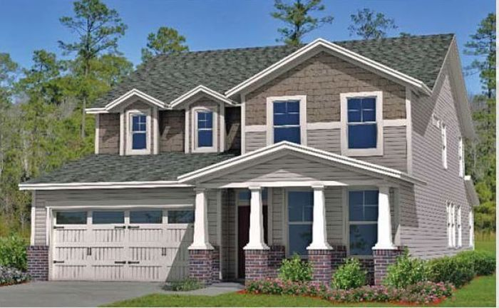 Ready To Build Home In Harmony Community