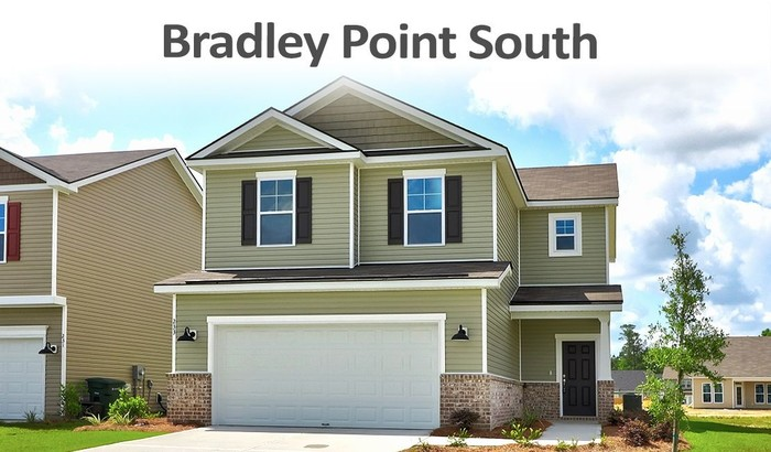 Move In Ready New Home In Bradley Point South Community