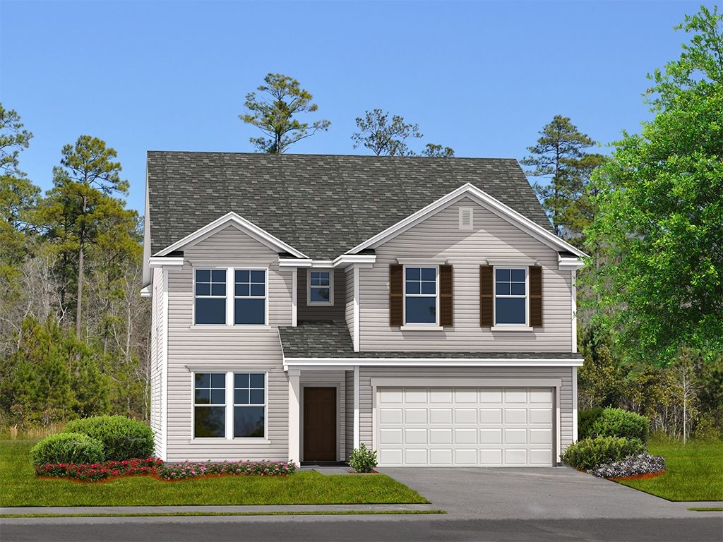 Ready To Build Home In Forest Lakes Community