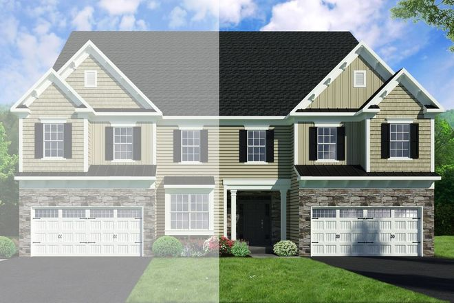 Ready To Build Home In The Reserve at Glen Loch Community