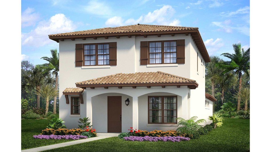 Ready To Build Home In Alton Community