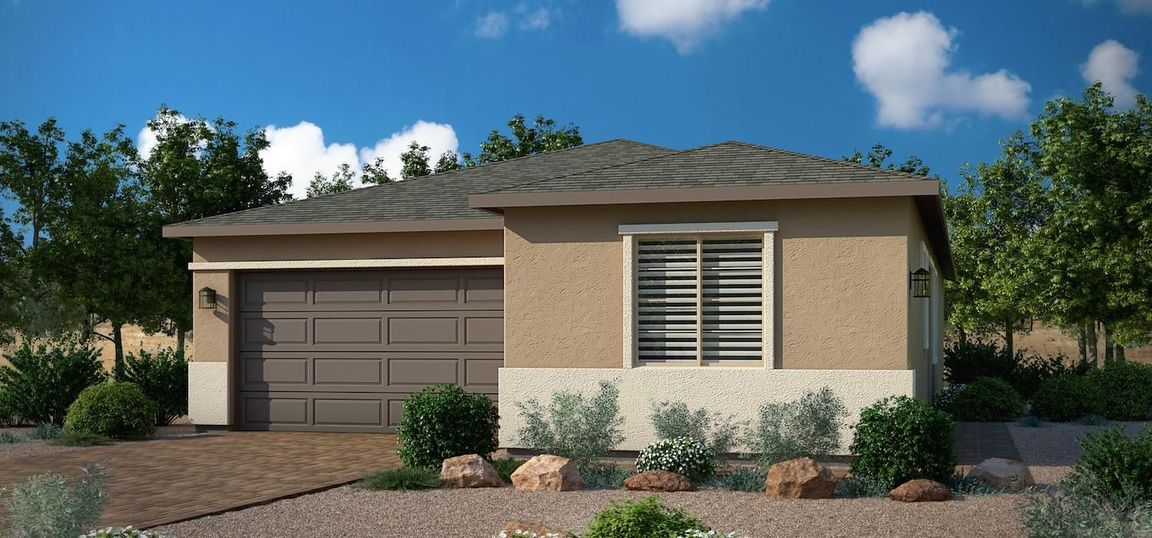 Ready To Build Home In Saddlewood Community