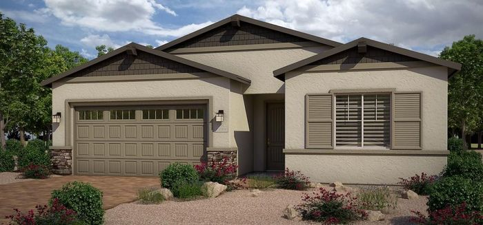 Ready To Build Home In Shadow Ridge Community