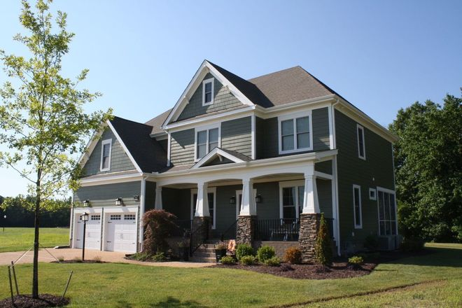 Move In Ready New Home In Sasser at The Waterfront at Parkside Community
