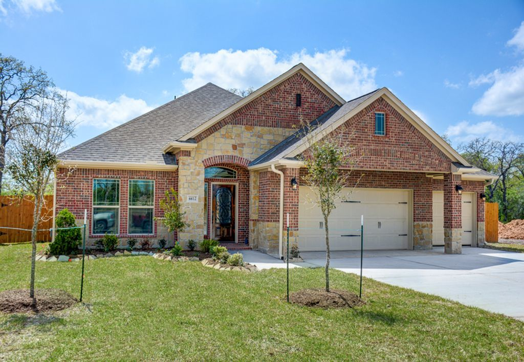 Ready To Build Home In Beaumont Area Build On Your Lot Community