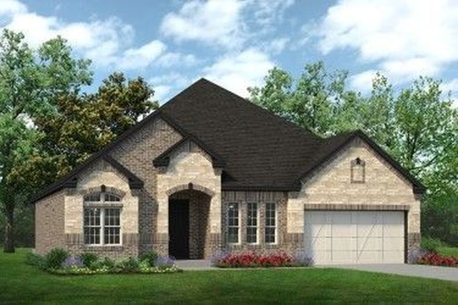 Ready To Build Home In Palomino Estates Community