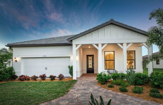 Ready To Build Home In Del Webb Lakewood Ranch Community