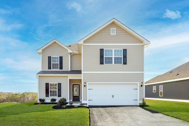 Ready To Build Home In Brookwood Community