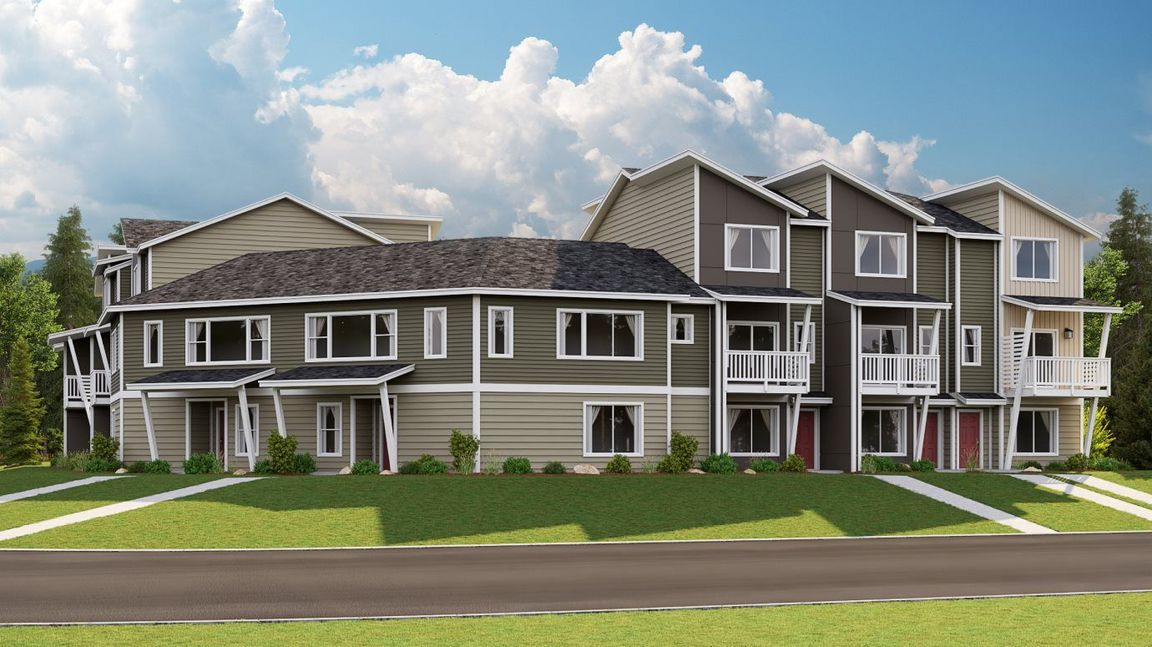 Ready To Build Home In Sunrise - Emerald Pointe Townhomes Community