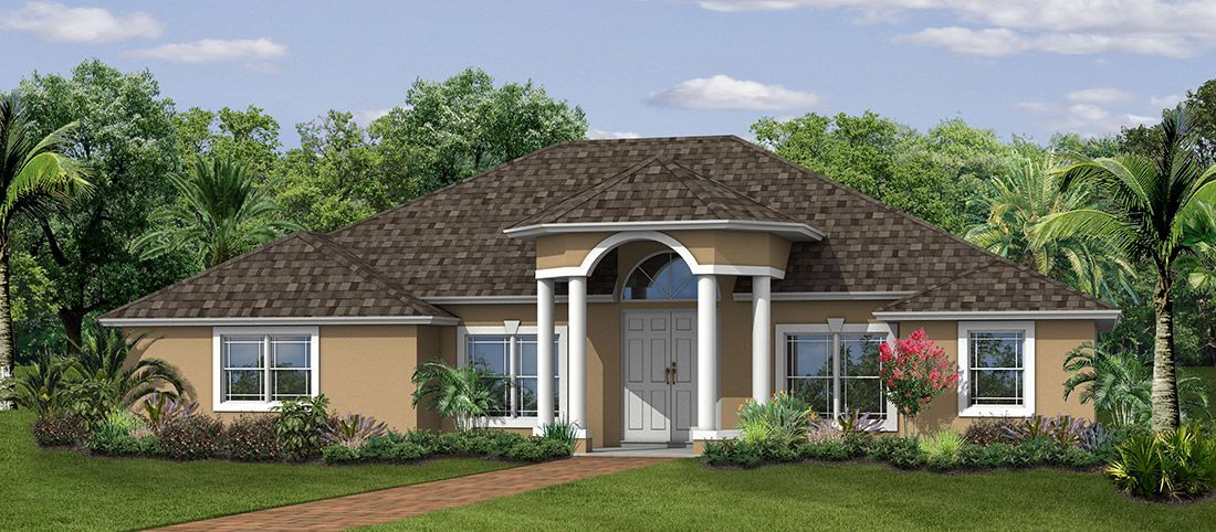 Ready To Build Home In Palm Beach County-Custom Homes Community