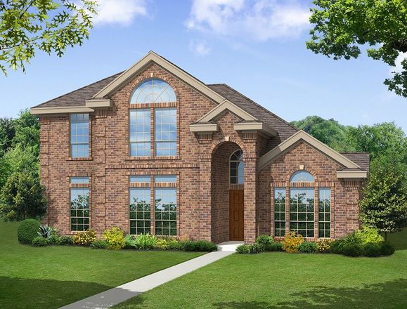 Ready To Build Home In Summit Parks Community
