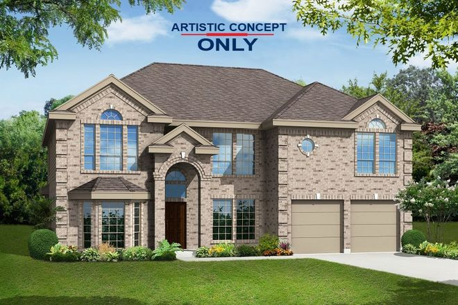 Ready To Build Home In Villages of Creekwood Community