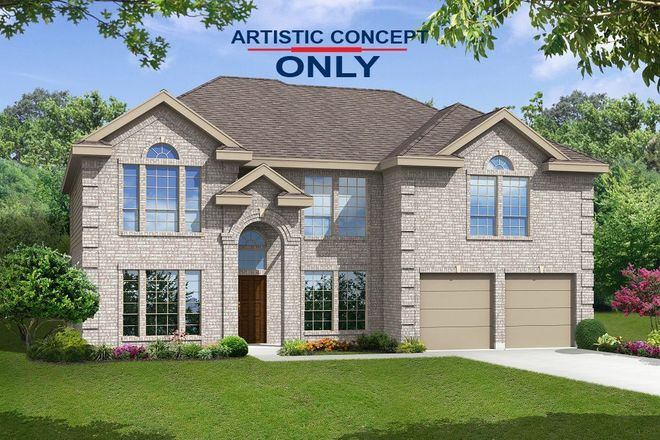 Ready To Build Home In Adkisson Ranch Community