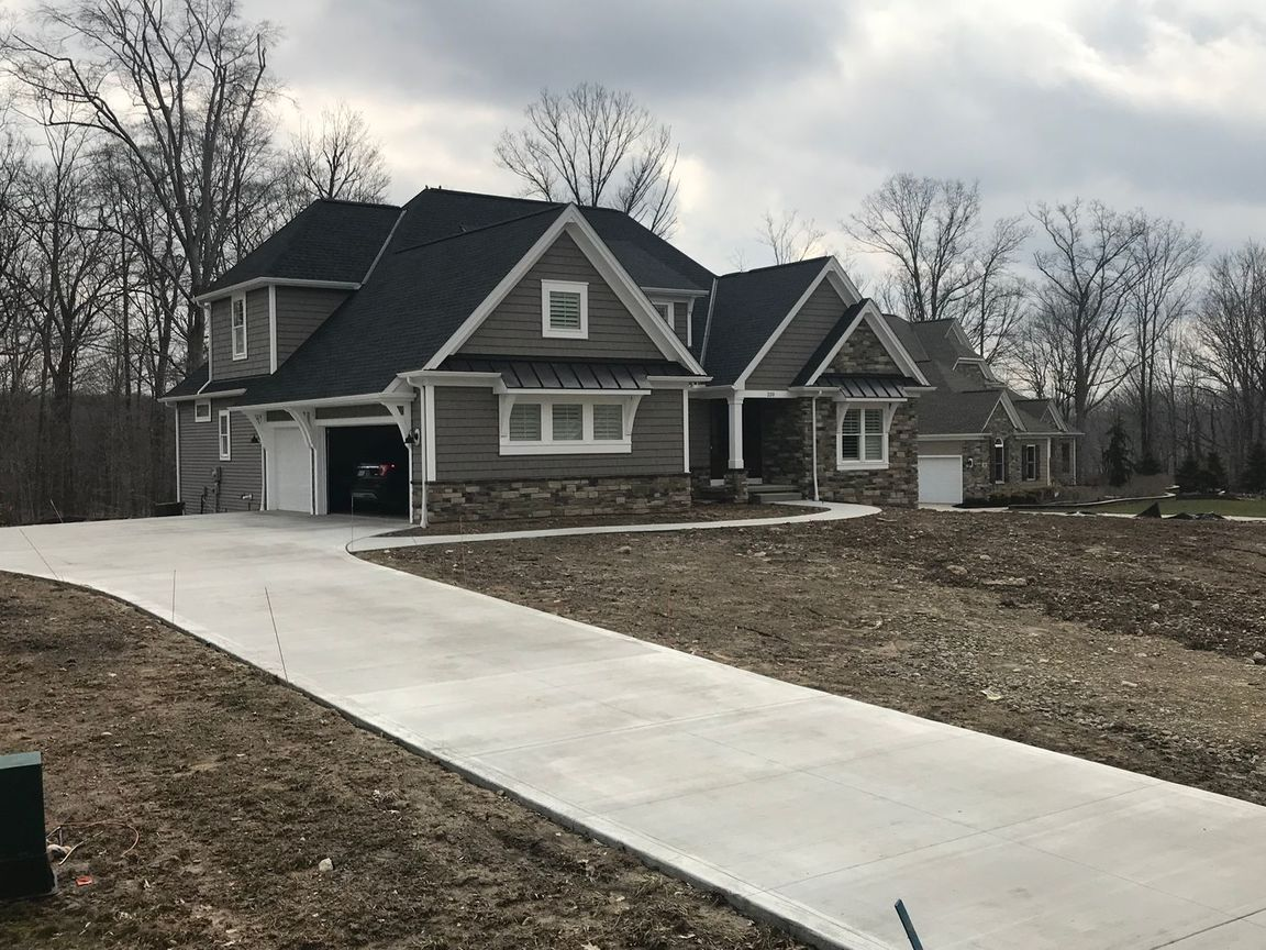 Ready To Build Home In The Homestead Community