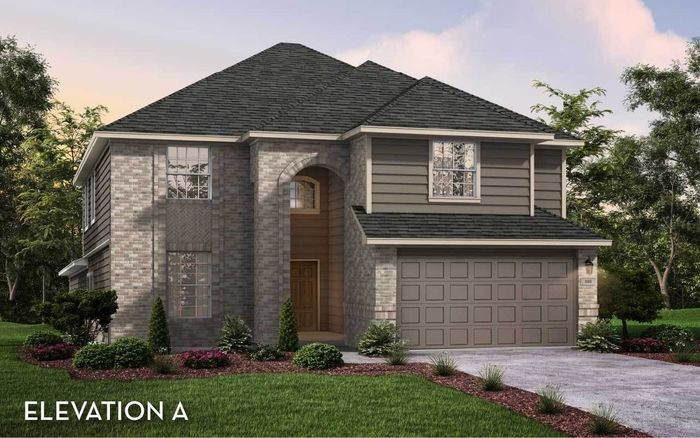 Ready To Build Home In Westwood Community