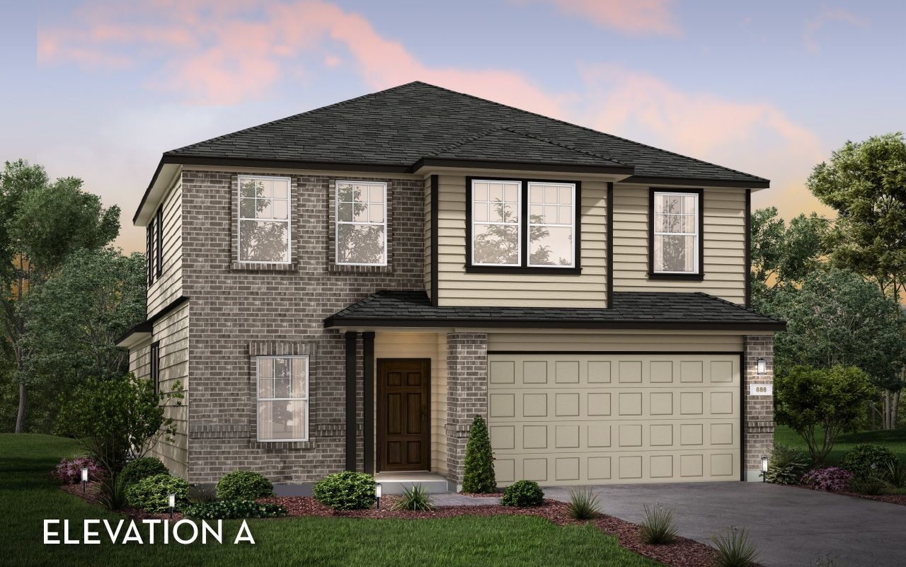 Ready To Build Home In Goose Creek Landing Community