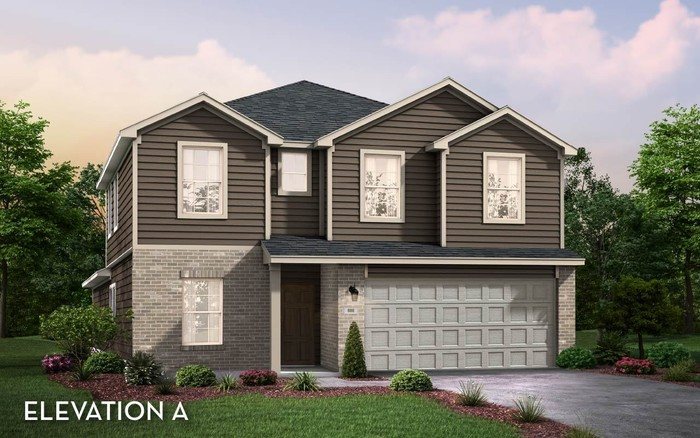 Ready To Build Home In Build on Your Lot Community