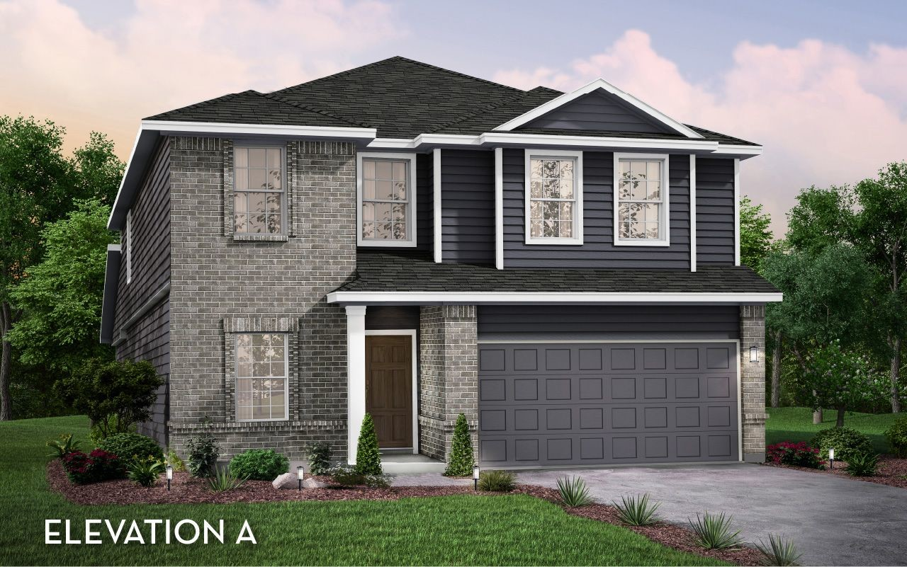 Ready To Build Home In Lynnwood Community