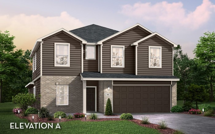 Ready To Build Home In Pecan Estates Community