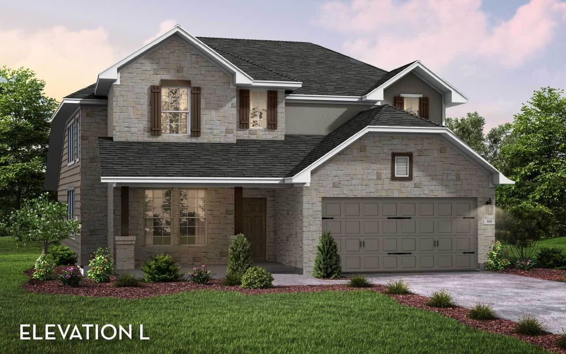 Ready To Build Home In Monteverde at Cibolo Canyons Community