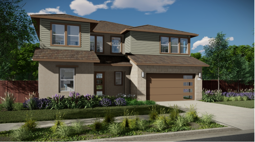 Ready To Build Home In Newport at River Islands Community