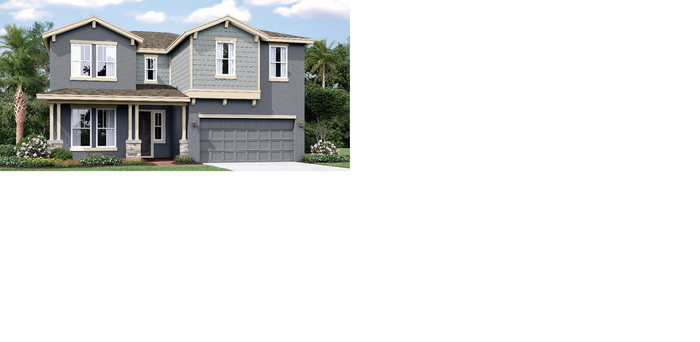 Ready To Build Home In Carrollwood Landings Community