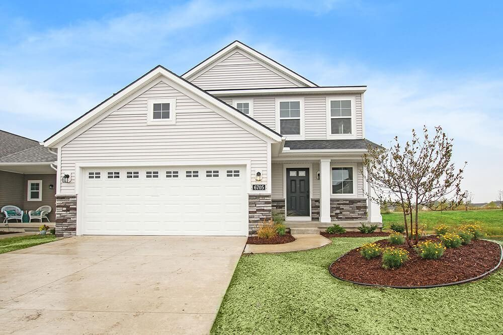 Ready To Build Home In Grand Meadows Community