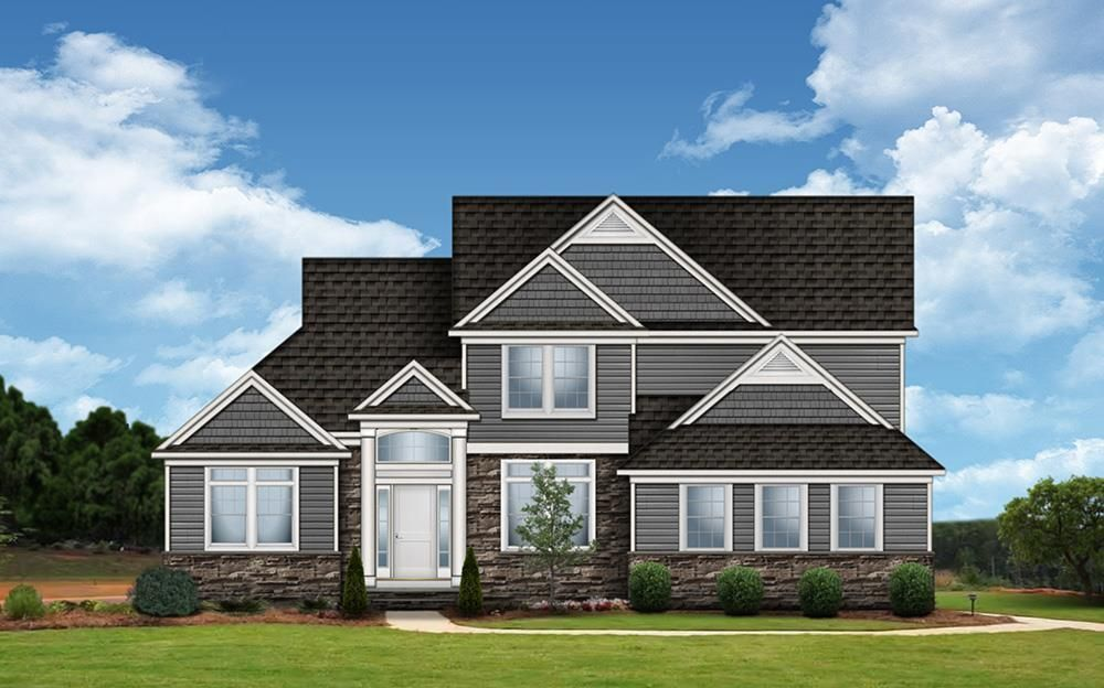 Ready To Build Home In Edgerton Commons Community