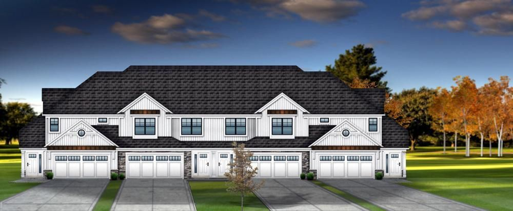 Ready To Build Home In Eighteen Riviera Community