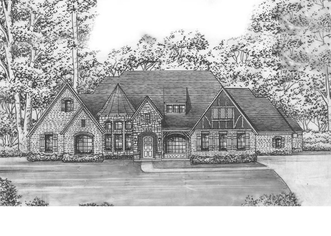 Ready To Build Home In King's Crossing Community