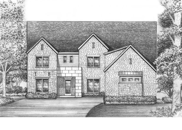 Ready To Build Home In Edgestone at Legacy Community