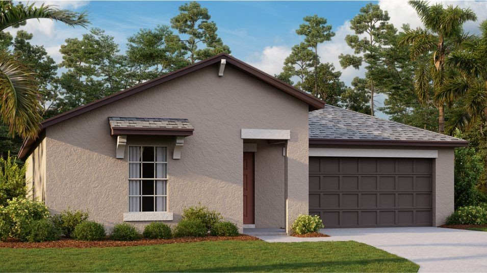 Ready To Build Home In Belmont - Belmont Estates III Community
