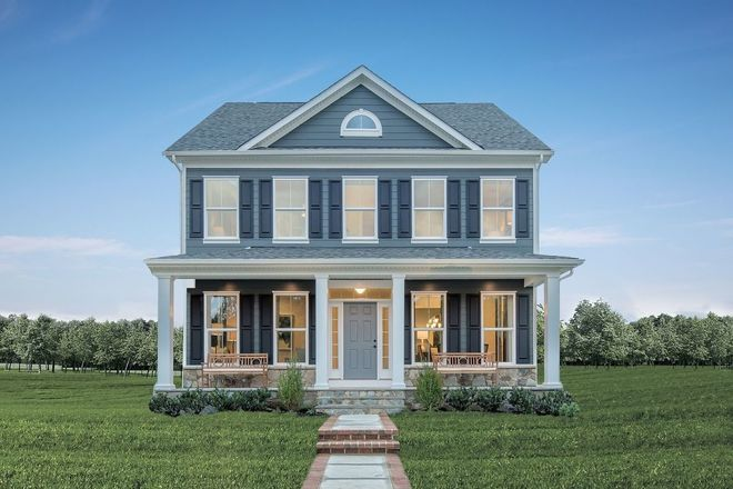 Ready To Build Home In New Port Community