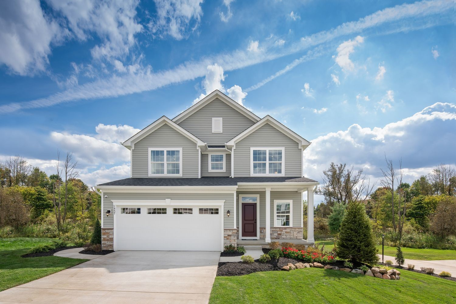 Ready To Build Home In Kensington Meadows Community