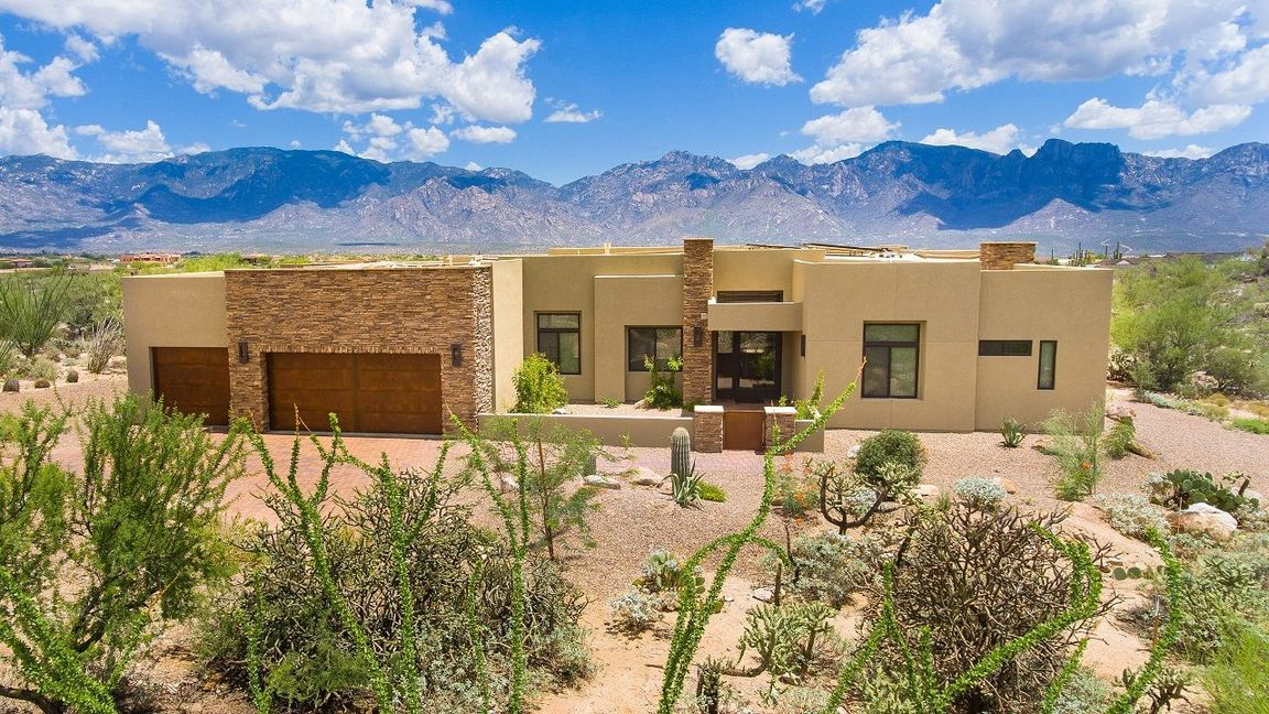 Ready To Build Home In Stone Canyon Community