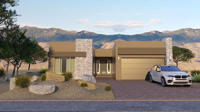 Ready To Build Home In Windmill Community