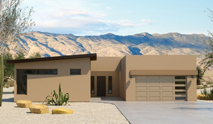 Ready To Build Home In Ocotillo Community