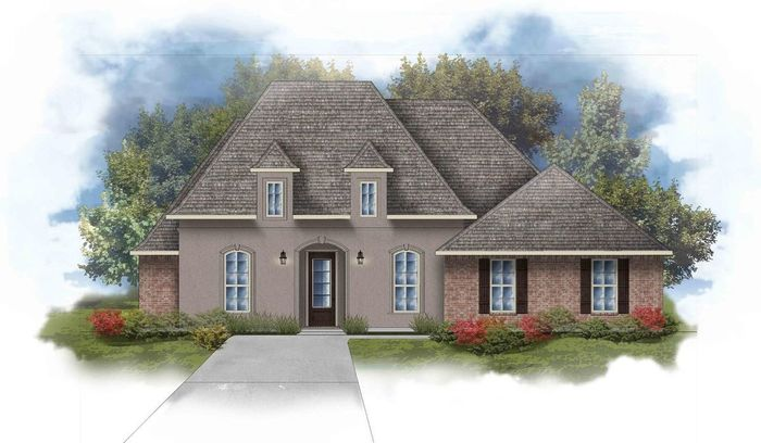 Ready To Build Home In The Estates at Silver Hill Community