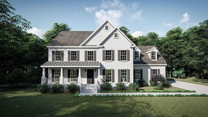 Ready To Build Home In Springford Farms Community