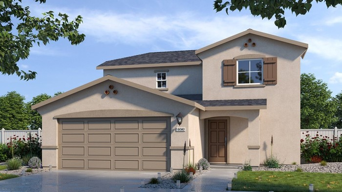 Ready To Build Home In Arvada at Stonefield Community