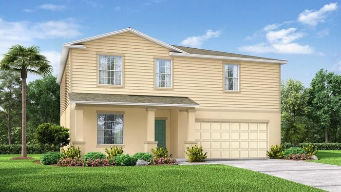 Ready To Build Home In Port Charlotte Community