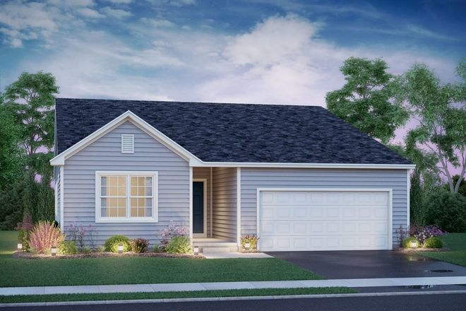 Ready To Build Home In Aspire at Ashley Pointe Community