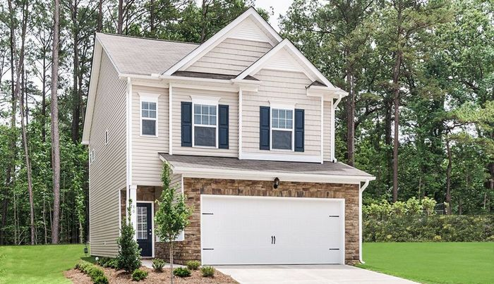 Ready To Build Home In Summerdale Community