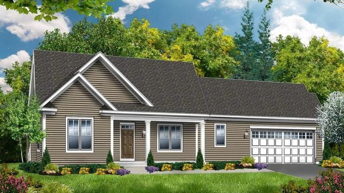 Ready To Build Home In Homestead on Kreag Community
