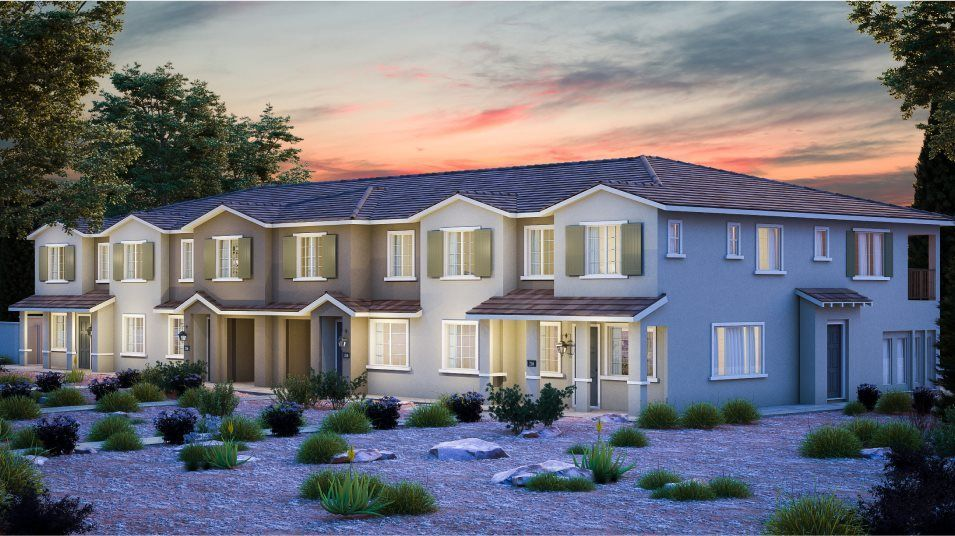 Ready To Build Home In Altair Community