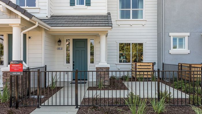 Ready To Build Home In Pear Tree in Napa Community