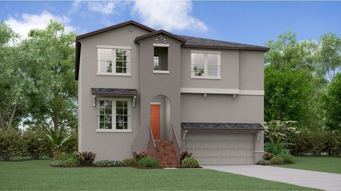 Ready To Build Home In Southport Community