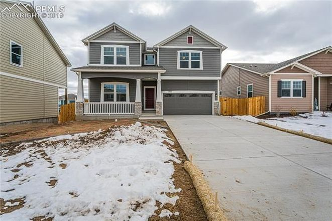 Move In Ready New Home In Branding Iron at Sterling Ranch Community