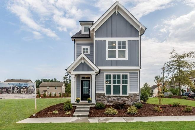 Ready To Build Home In Charleston Traditions at Bowling Green Community